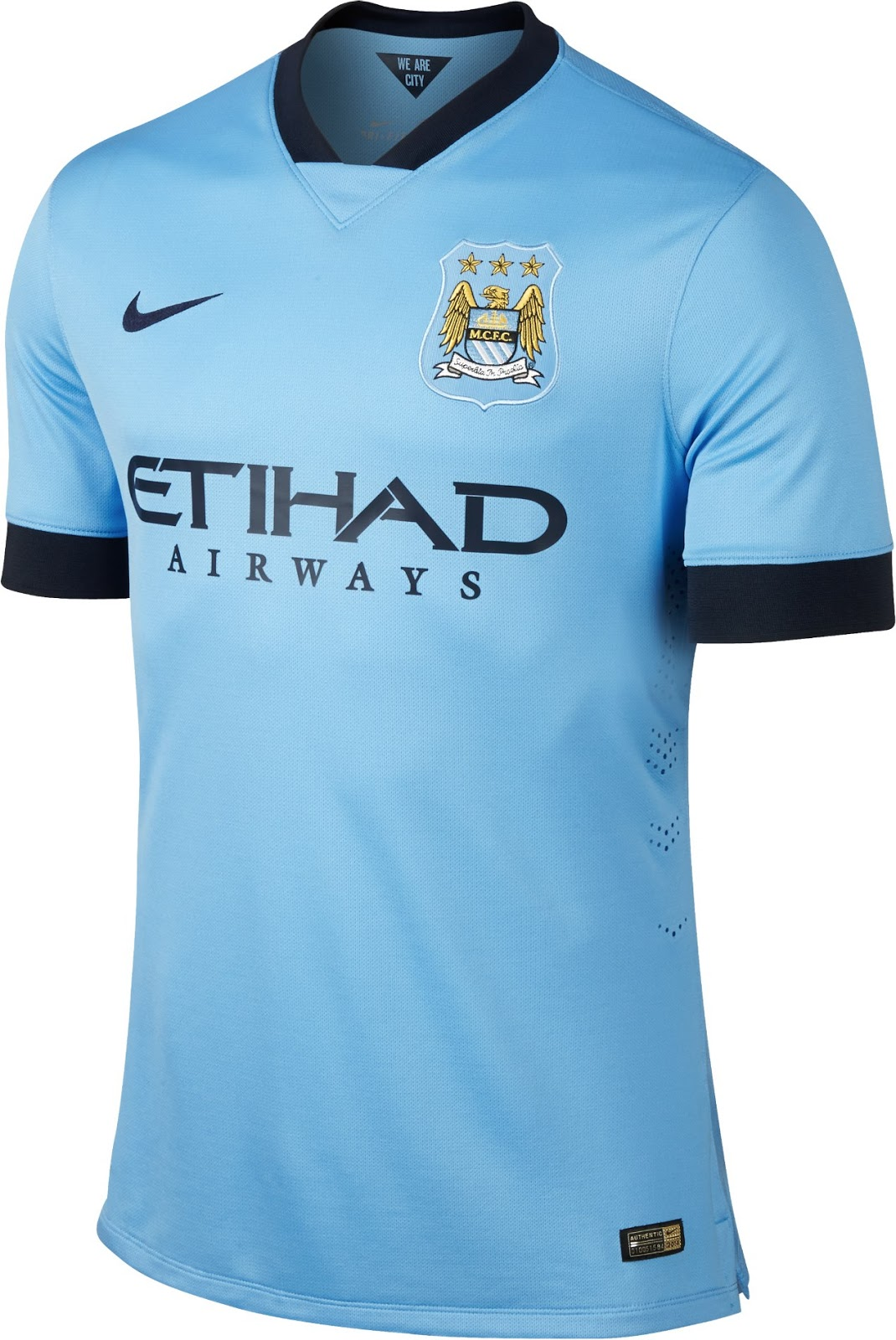Footy News: NEW MANCHESTER CITY 14-15 KITS