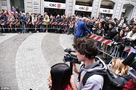 Photos of Barack Hussein Obama in Europe