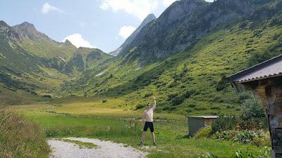 mountain view austria
