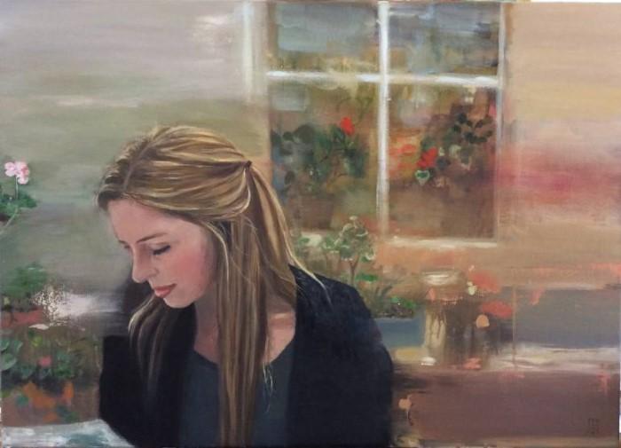 Другая сторона. Корейский художник. Eunjung Seo