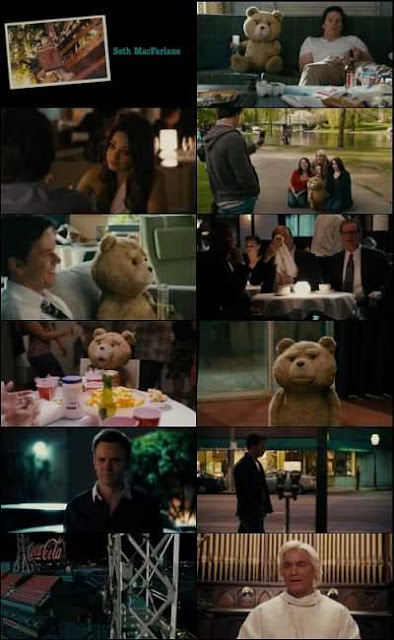 Ted 2012 Dual Audio Hindi English 300mb BRRip 480p