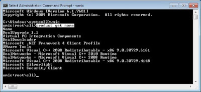 How To Uninstall Programs Application With Command Prompt inwards Windows  How To Uninstall Programs Application With Command Prompt inwards Windows 7