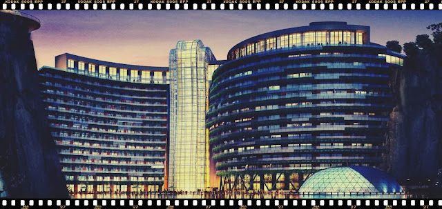 Pareri Impresii HOTEL INTERCONTINENTAL SHANGHAI Wonderland
