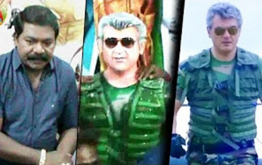 Ajith statue unveiled in Kumbakonam by Imman Annachi | Latest Speech | Vivegam