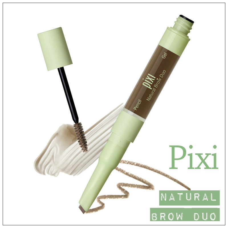Review: Pixi Cosmetics Natural Brow Duo Medium Brown