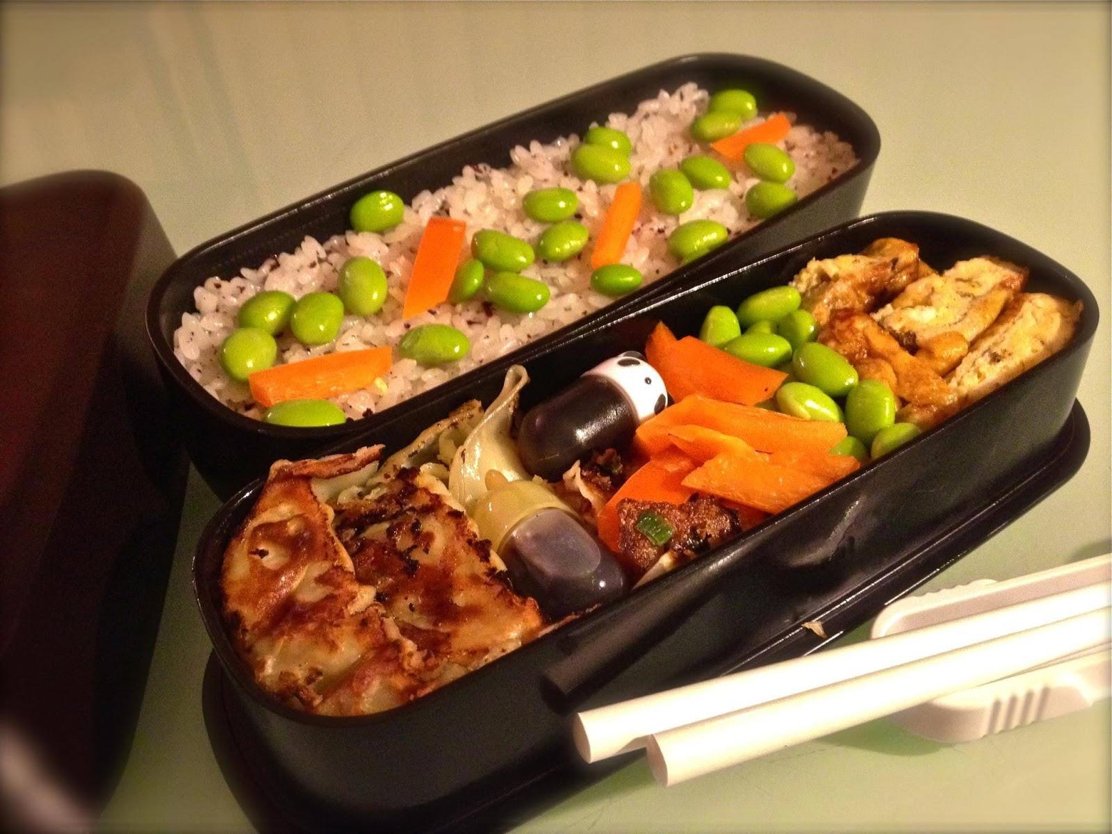Life ki mich le stocco dolder le bento de for Apprendre la cuisine japonaise