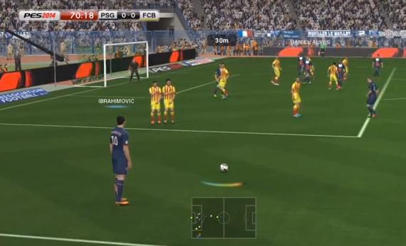 تحميل وتثبيت لعبة PES 2014 مضغوطة بحجم خيالي