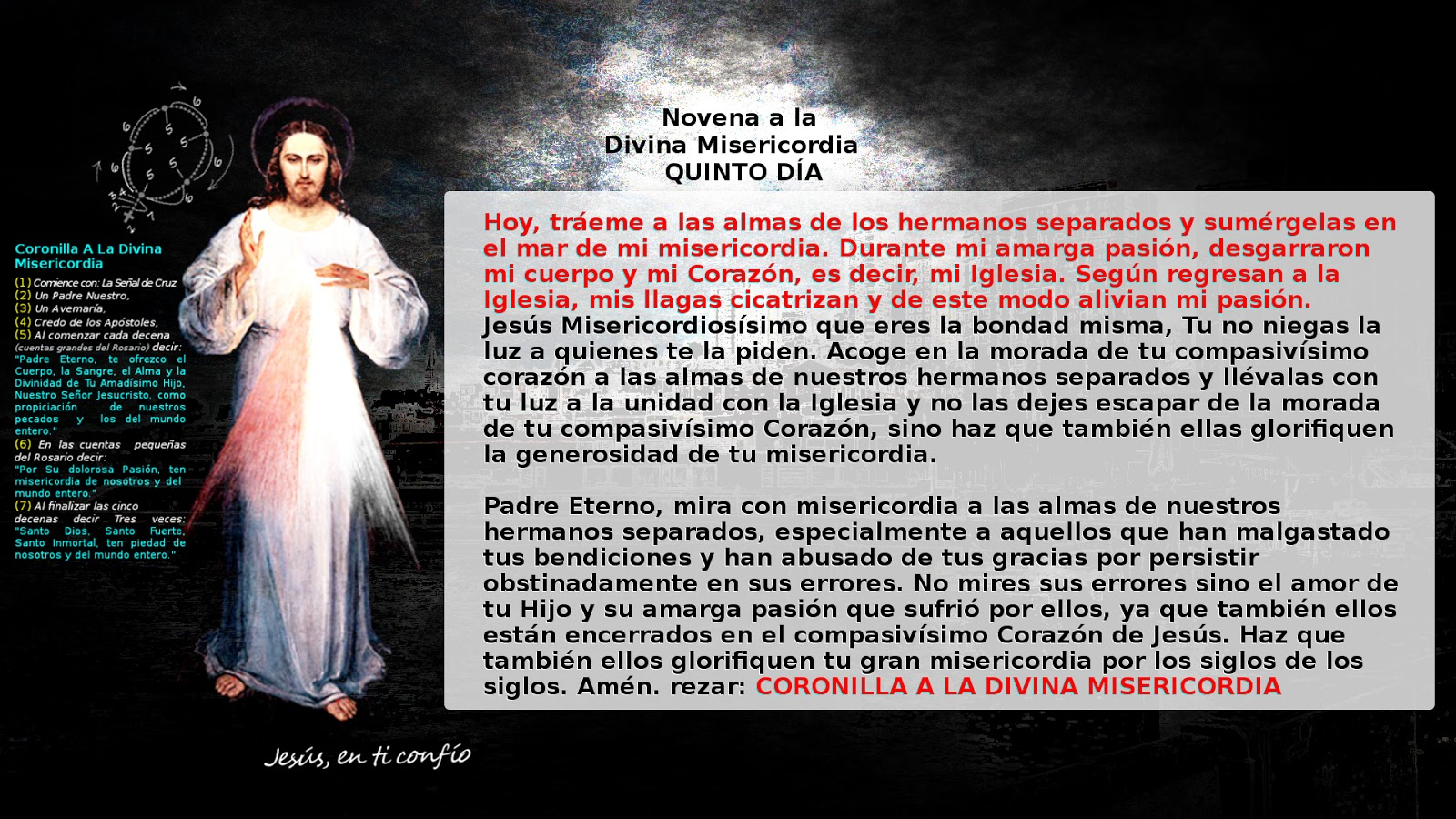 fotos con nevena divina misericordia 2017 quinto dia
