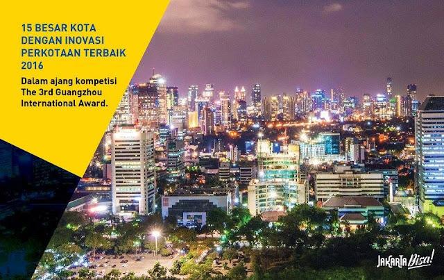 15 besar kota dengan inovasi perkotaan terbaik