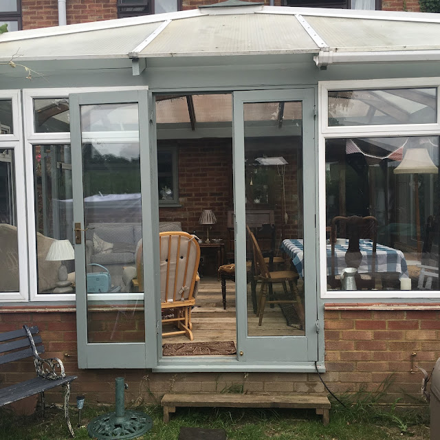 second hand conservatory