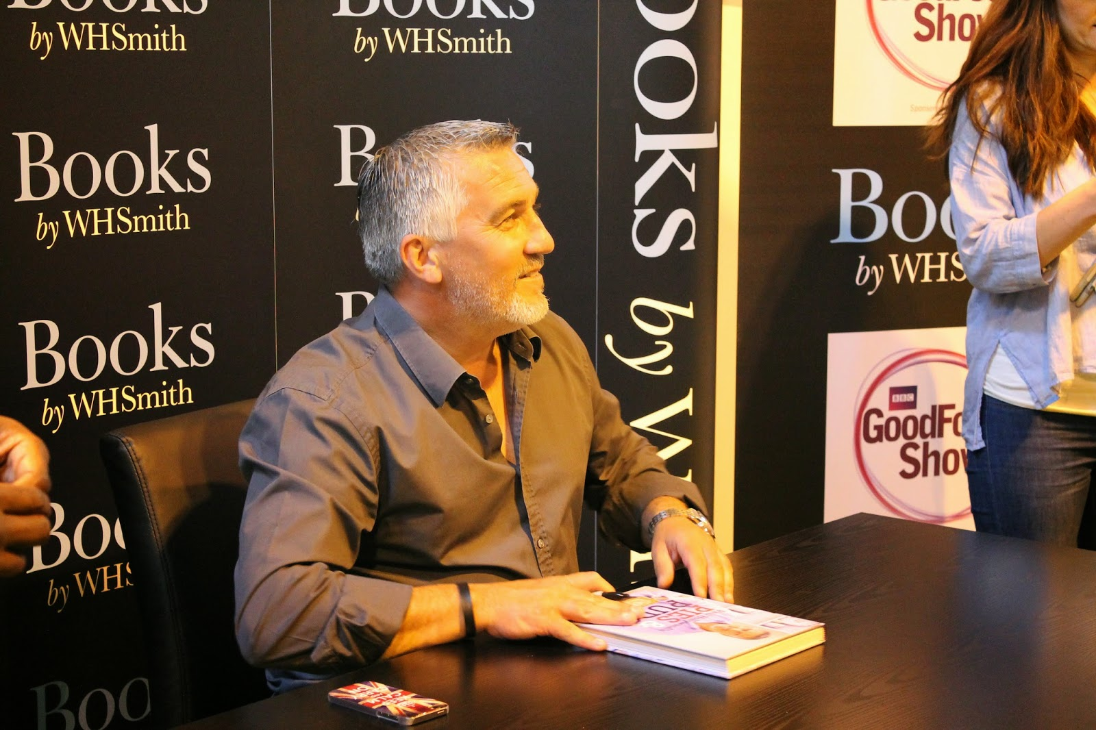 BBC Good Food Show Summer - NEC Birmingham - Paul Hollywood
