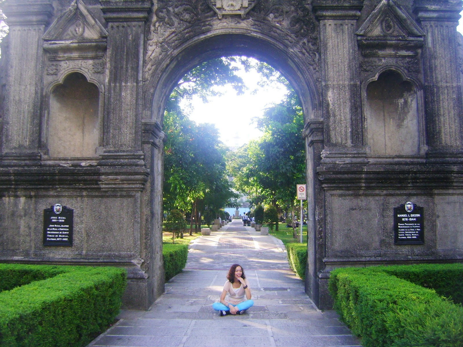 Arch of the Centuries; UST  Raellarina  Philippines Best Blog Interior Design  Lifestyle