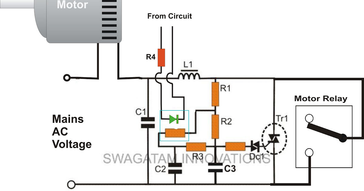 relay electronic switch