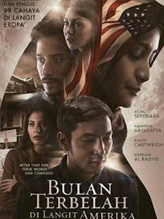 Download Film Bulan Terbelah di Langit Amerika 2015