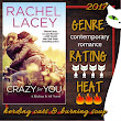 4 stars-- Crazy for You (Risking It All #2) by Rachel Lacey