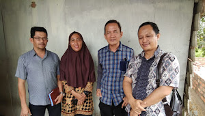 Peduli Ramadhan, HPI Babel kunjungi Panti Asuhan Mutiara Bunda