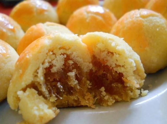 Resep Kue Nastar Lembut