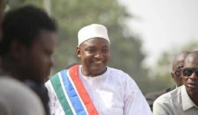 Gambia's New President, Adama Barrow Finally Going Home as Jammeh Agrees to Step Down