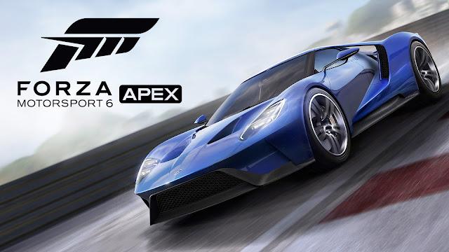 forza motor sport 6 apex
