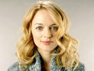 Blonde Actress Heather Graham