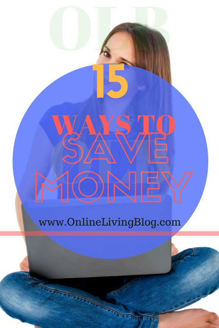 15 Tips on How to Save Money In NO Time (NO stress)