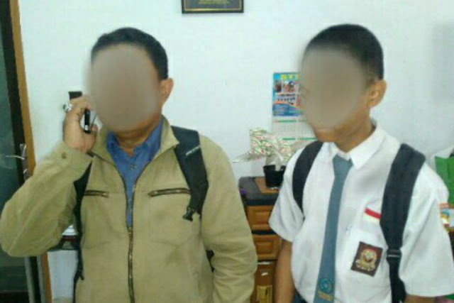 Guru Ini Dipukuli Oleh Orang Tua Siswa Lantaran Tak Terima Anaknya Ditegur Tidak Mengerjakan PR
