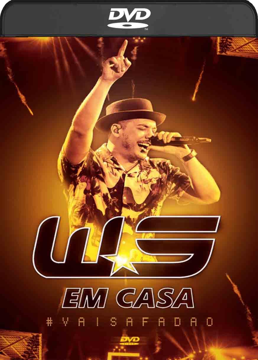 Wesley Safadão em Casa (2016) DVD-R Oficial