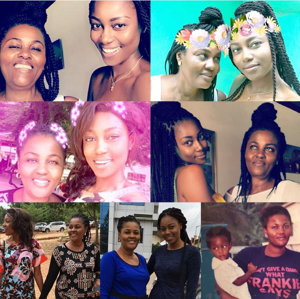 Yvonne Nelson shares adorable photos of her look-alike mum as she clocks 60