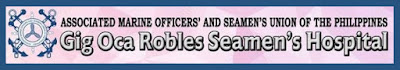 Member of the Associated Marine Officers' and Seamen's Union of the Philippines