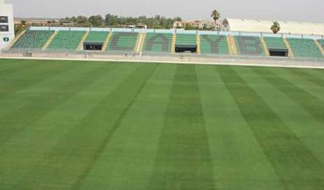 الجامعة تصادق على جاهزية الملعب البلدي ببرشيد لاحتضان مباريات القسم الوطني الأول