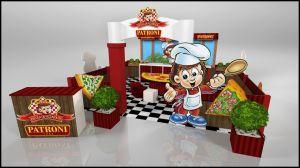"""Patroni promove """"escola de pizzaiolos"""" em parceria com o Instituto Ayrton Senna"""