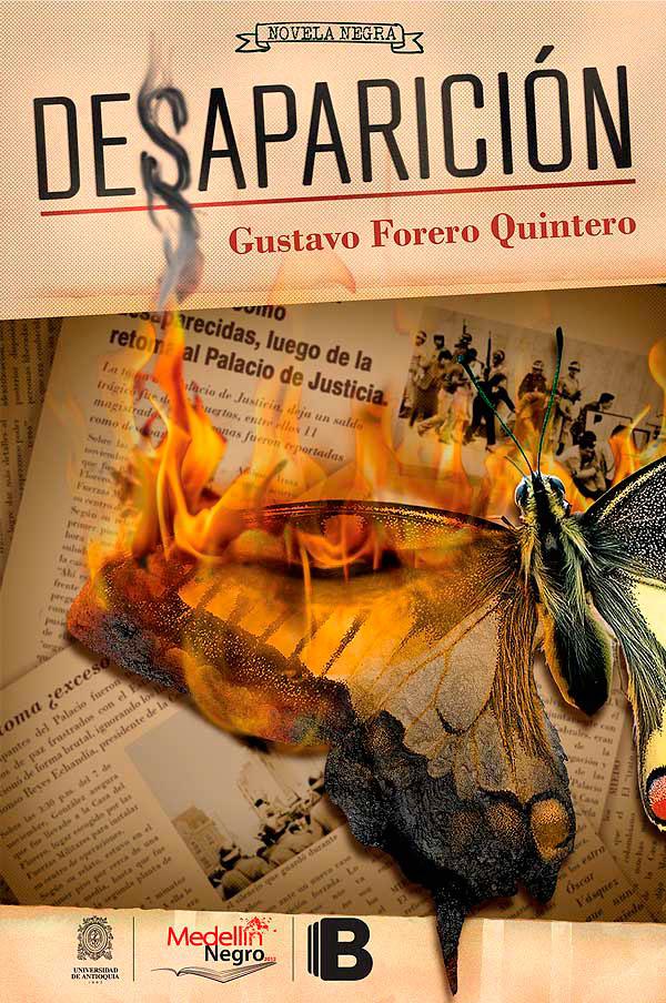 Desaparición de Gustavo Forero Quintero