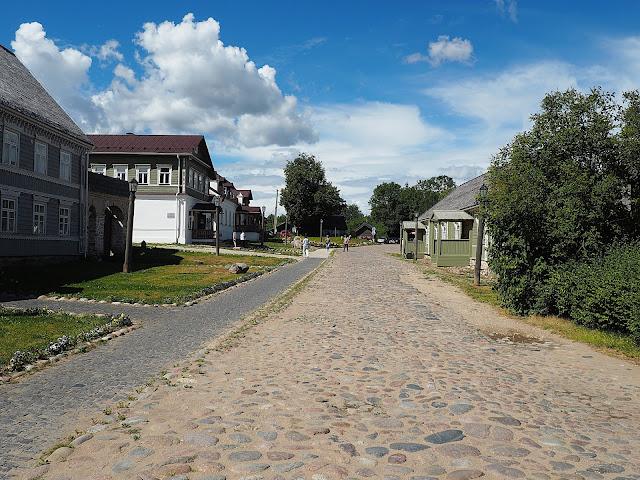 Изборск – центральная часть (Izborsk - the central part)