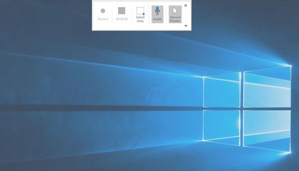 Screen Recording Menggunakan Microsoft PowerPoint