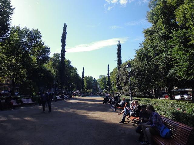 Parque de la Esplanada (Eteläesplanadi)