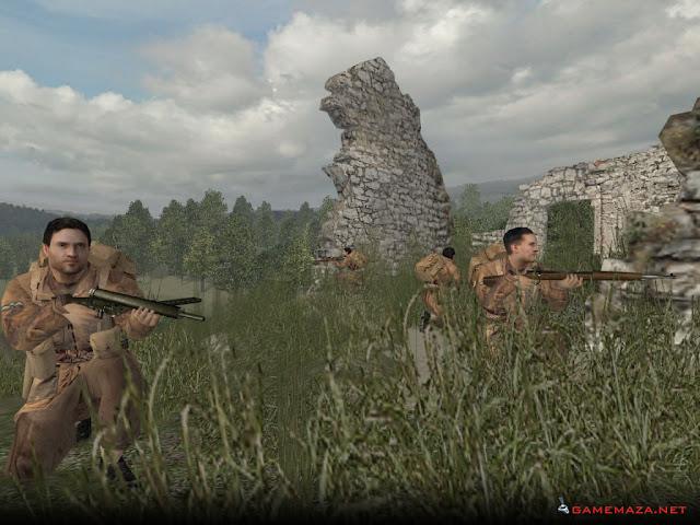 Hidden & Dangerous 2 Sabre Squadron Gameplay Screenshot 4