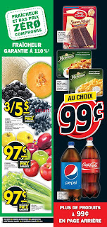 Super C Weekly Flyer and Circulaire January 18 - 24, 2018
