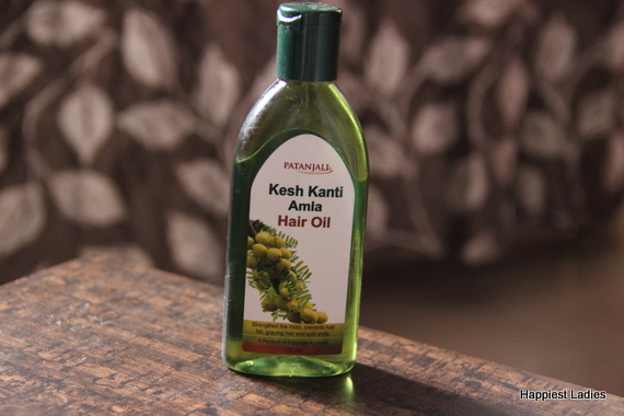 patanjali amla hair oil new pack