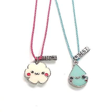 Amazoncouk 4 bff necklace
