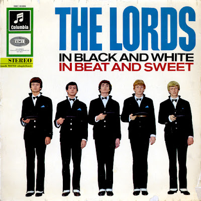 The Lords - In Black And White  In Beat And Sweet