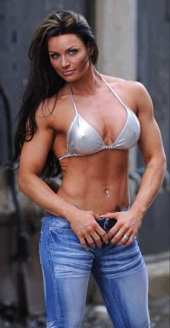 Cecilia Benjaminson-fitness