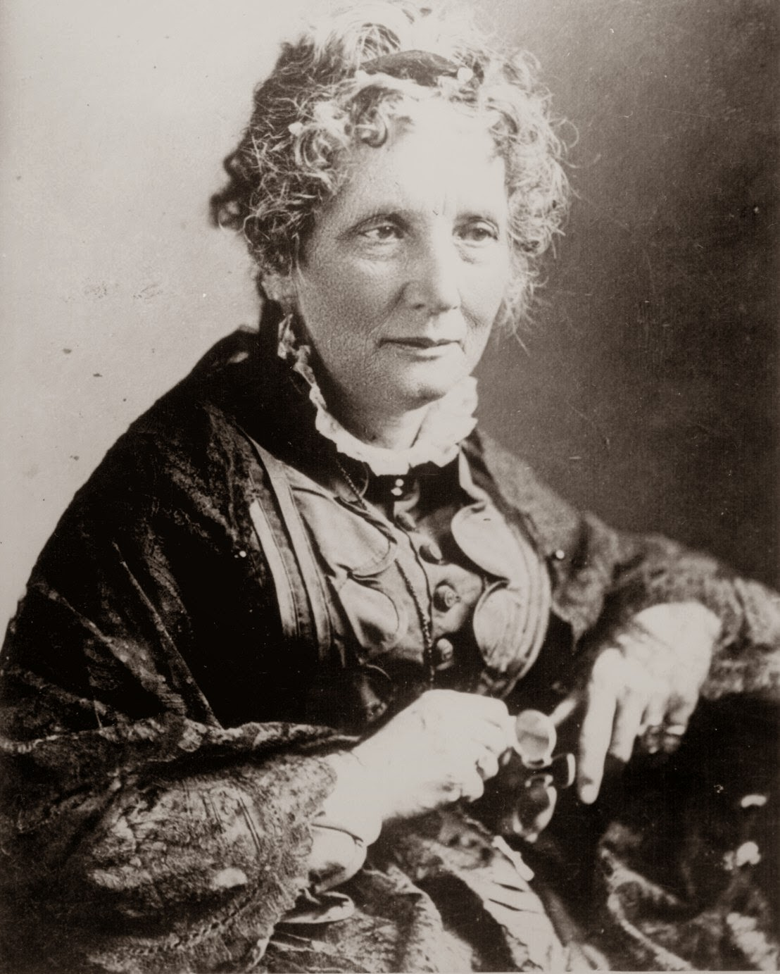 Harriet Beecher Stowe On Human Nature