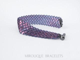 лиловый браслет, бижутерия ручной работы, браслеты бижутерия, подарок браслет, широкий браслет, где купить браслет