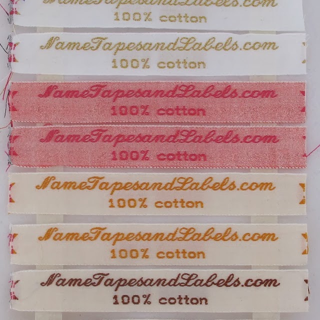 Name tapes and Labels