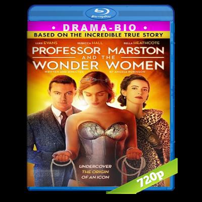El Profesor Marston Y La Mujer Maravilla (2017) BRRip 720p Audio Trial Latino-Castellano-Ingles 5.1
