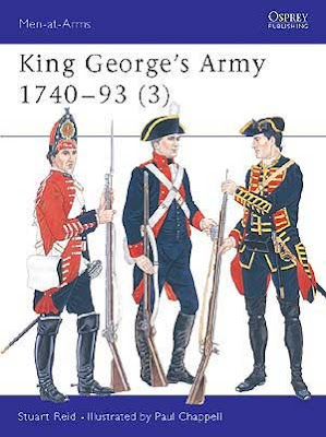 King George's Army 1740 - 93 (3)