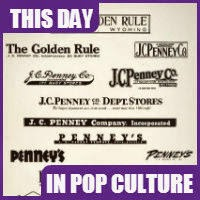 J.C. Penney Opened its First Store on April 13, 1902.