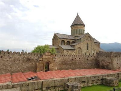 Mtskheta, en Georgia