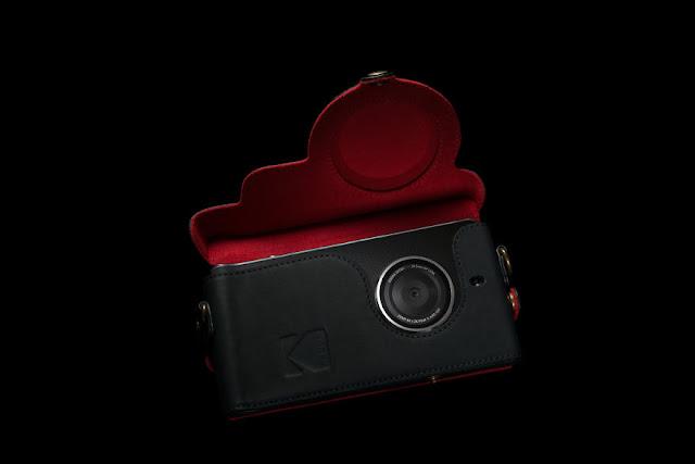 Kodak presenta un nuevo teléfono inteligente diseñado específicamente para fotógrafos