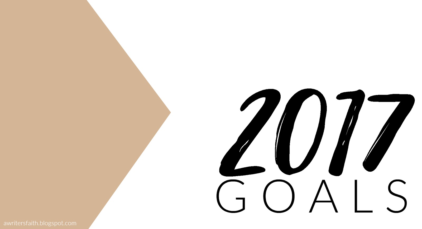 Writing goals year 2